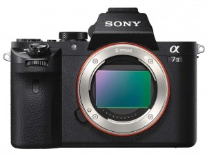 Sony Alpha A7 II front