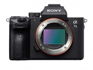 Sony Alpha A7 III front