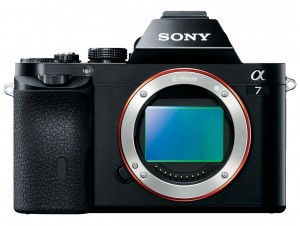 Sony Alpha A7 front
