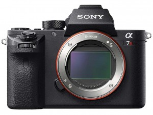 Sony Alpha A7R II front