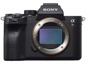 Sony Alpha A7R IV front