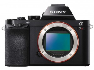 Sony Alpha A7R front