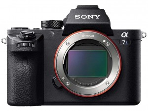 Sony Alpha A7S II front