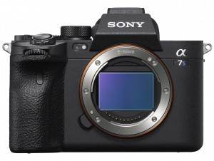 Sony Alpha A7S III front