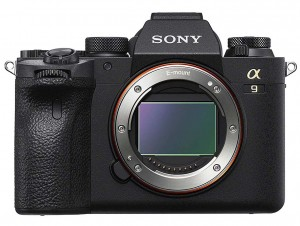 Sony Alpha A9 Mark II front