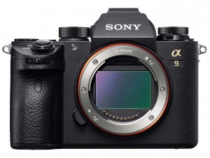 Sony Alpha A9 front