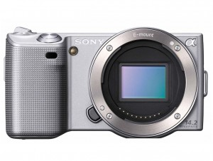 Sony Alpha NEX-5 front