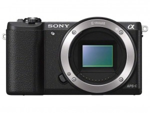 Sony Alpha a5100 front