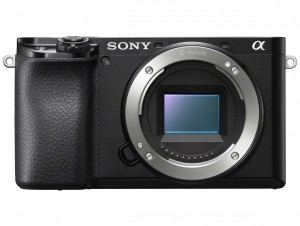 Sony Alpha a6100 front