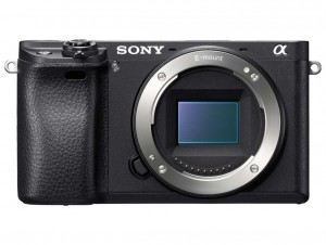 Sony Alpha a6300 front