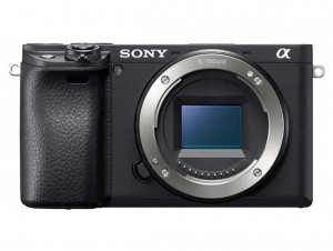 Sony Alpha a6400 front