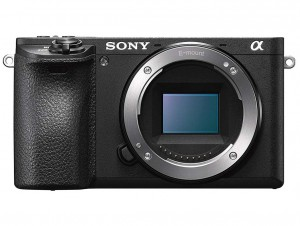 Sony Alpha a6500 front