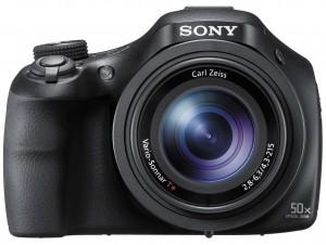 Sony Cyber-shot DSC-HX400V front