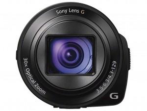 Sony Cyber-shot DSC-QX30 front