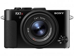 Sony Cyber-shot DSC-RX1R II front