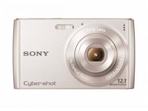 Sony Cyber-shot DSC-W510 front