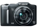 Canon PowerShot SX160 IS front thumbnail
