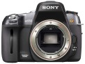 Sony A550 front thumbnail