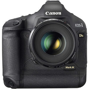 Canon EOS-1Ds Mark III front