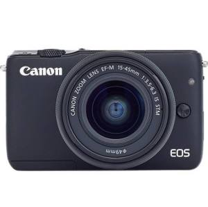 Canon EOS M10 front