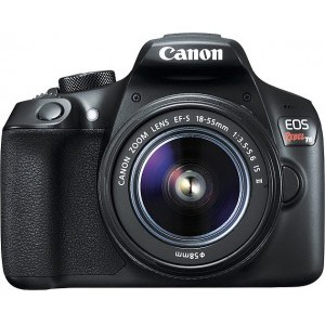 Canon EOS T6 front