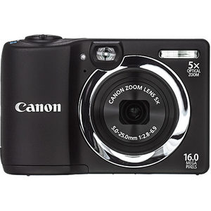 Canon PowerShot A1400 front