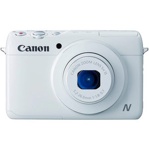 Canon PowerShot N100 front