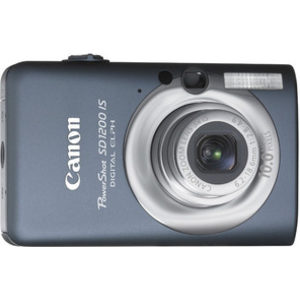 Canon PowerShot SD1200 IS front