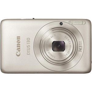 Canon PowerShot SD1400 IS front