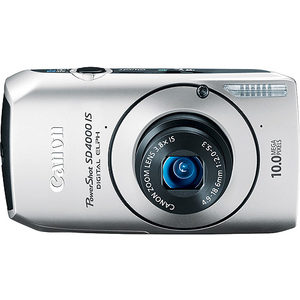 Canon PowerShot SD4000 IS front