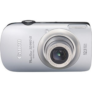 Canon PowerShot SD960 IS front