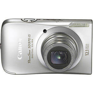 Canon PowerShot SD970 IS front