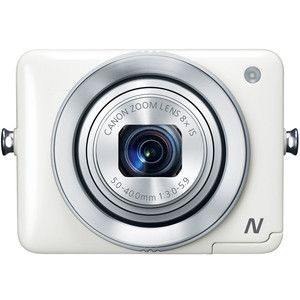 Canon PowerShot N Facebook ready front