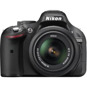 Nikon D5200 front