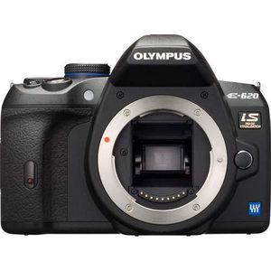Olympus E-620 front