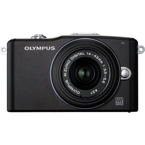 Olympus PEN E-PM1 front
