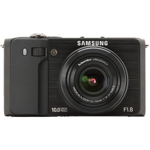 Samsung TL500 front