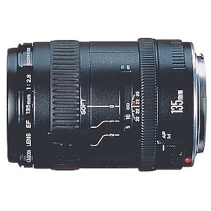 Canon-EF-135mm-f2.8-SF lens