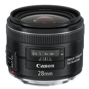 Canon-EF-28mm-f2.8 lens