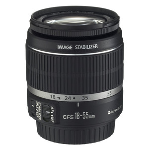 Canon-EF-S-18-55mm-f3.5-5.6 lens