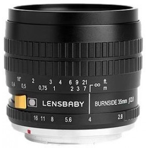 Lensbaby-Burnside-35-Sony-Alpha lens
