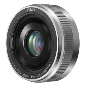 Panasonic-Lumix-G-20mm-F1.7-II-ASPH lens