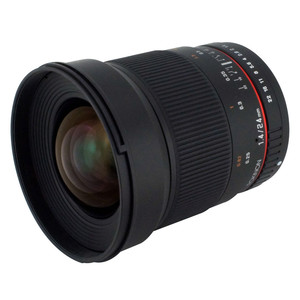 Rokinon-24mm-f1.4-Aspherical-Four-Thirds lens