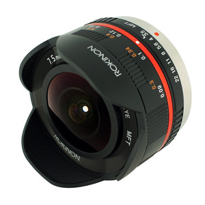 Rokinon-7.5mm-f3.5-UMC-Fisheye-CS-Micro-Four-Thirds lens