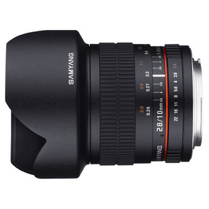 Samyang-10mm-f2.8-ED-AS-NCS-CS-Canon-EF-M lens