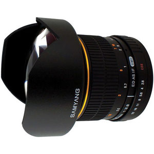 Samyang-14mm-F2.8-IF-ED-MC-Aspherical-Four-Thirds lens