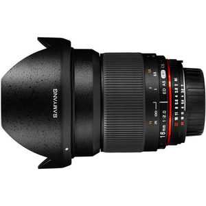 Samyang-16mm-f2.0-ED-AS-UMC-CS-Four-Thirds lens