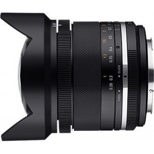 Samyang-MF-14mm-F2.8-Mk2--Rokinon-MF-14mm-F2.8-II-Micro-Four-Thirds lens