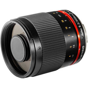 Samyang-Reflex-300mm-f6.3-ED-UMC-CS-Micro-Four-Thirds lens