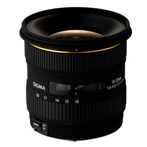 Sigma-10-20mm-F4-5.6-EX-DC-HSM-Canon-EF lens